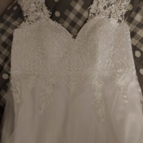 Robe Femme Ronde Mariage photo review