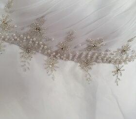 Robe de Mariée pour Femme Ronde et Petite photo review
