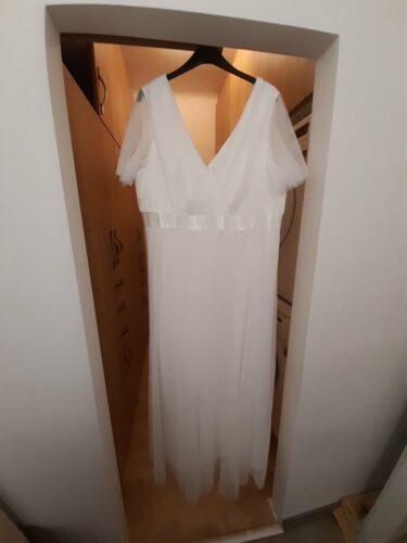 Robe Mère de Mariée Grande Taille photo review